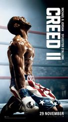Creed II - Singaporean Movie Poster (xs thumbnail)