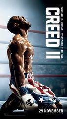 Creed II - Singaporean Movie Poster (xs thumbnail)