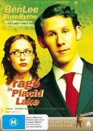 The Rage in Placid Lake - Australian DVD cover (xs thumbnail)