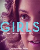 """Girls"" - Blu-Ray movie cover (xs thumbnail)"
