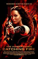 The Hunger Games: Catching Fire - Singaporean Movie Poster (xs thumbnail)