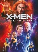 Dark Phoenix - Czech DVD movie cover (xs thumbnail)