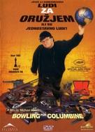 Bowling for Columbine - Croatian DVD cover (xs thumbnail)