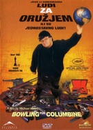Bowling for Columbine - Croatian DVD movie cover (xs thumbnail)