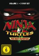 """Ninja Turtles: The Next Mutation"" - German DVD movie cover (xs thumbnail)"