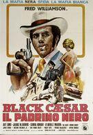 Black Caesar - Italian Movie Poster (xs thumbnail)