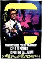 The Enforcer - Italian Movie Poster (xs thumbnail)