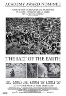 The Salt of the Earth - Canadian Movie Poster (xs thumbnail)