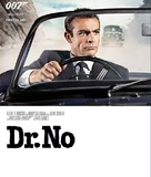 Dr. No - Blu-Ray movie cover (xs thumbnail)