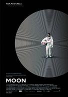 Moon - Italian Movie Poster (xs thumbnail)