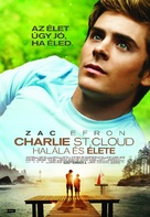 Charlie St. Cloud - Hungarian Movie Poster (xs thumbnail)