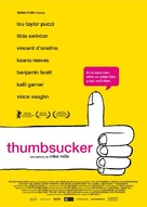 Thumbsucker - Spanish Movie Poster (xs thumbnail)