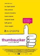 Thumbsucker - Spanish Movie Poster (xs thumbnail)