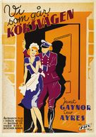 Servants' Entrance - Swedish Movie Poster (xs thumbnail)