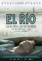 The River Used to Be a Man - Spanish Movie Poster (xs thumbnail)