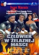 Masque de fer, Le - Polish Movie Cover (xs thumbnail)