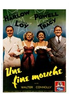 Libeled Lady - Belgian Movie Poster (xs thumbnail)