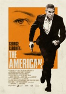 The American - Turkish Movie Poster (xs thumbnail)