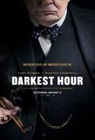 Darkest Hour - British Movie Poster (xs thumbnail)