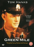 The Green Mile - British DVD movie cover (xs thumbnail)