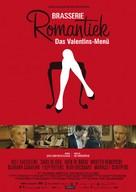 Brasserie Romantiek - German Movie Poster (xs thumbnail)