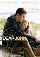 Dear John - Dutch Movie Poster (xs thumbnail)