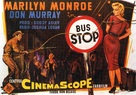 Bus Stop - German Movie Poster (xs thumbnail)