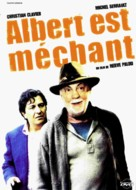 Albert est méchant - French Movie Cover (xs thumbnail)