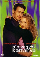Down To You - Hungarian poster (xs thumbnail)