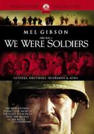 We Were Soldiers - DVD cover (xs thumbnail)