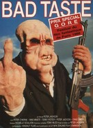 Bad Taste - French Movie Poster (xs thumbnail)