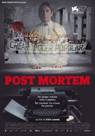 Post Mortem - Italian Movie Poster (xs thumbnail)