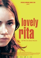 Lovely Rita - Austrian Movie Poster (xs thumbnail)
