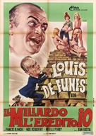 Certains l'aiment... froide - Italian Movie Poster (xs thumbnail)