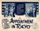 Appointment in Tokyo - Movie Poster (xs thumbnail)