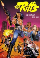 1990: I guerrieri del Bronx - German DVD movie cover (xs thumbnail)