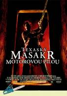 The Texas Chainsaw Massacre - Czech Movie Poster (xs thumbnail)