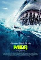 The Meg - British Movie Poster (xs thumbnail)