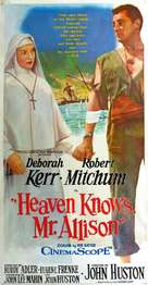 Heaven Knows, Mr. Allison - Movie Poster (xs thumbnail)