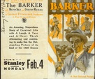 The Barker - Movie Poster (xs thumbnail)