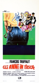 Argent de poche, L' - Italian Movie Poster (xs thumbnail)