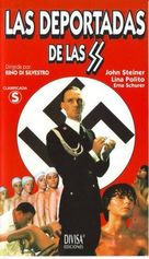 Le deportate della sezione speciale SS - Argentinian VHS cover (xs thumbnail)