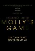 Molly's Game - Movie Poster (xs thumbnail)