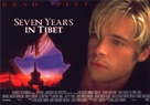 Seven Years In Tibet - British Movie Poster (xs thumbnail)