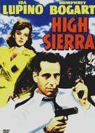 High Sierra - DVD cover (xs thumbnail)