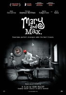 Mary and Max - Swiss Movie Poster (xs thumbnail)