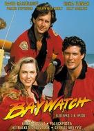 """Baywatch"" - Hungarian DVD cover (xs thumbnail)"