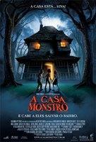 Monster House - Brazilian Movie Poster (xs thumbnail)