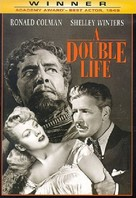A Double Life - DVD cover (xs thumbnail)