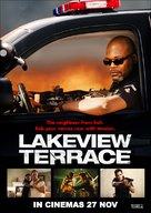 Lakeview Terrace - Malaysian Movie Poster (xs thumbnail)